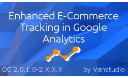 Enhanced E-Commerce Tracking in Google Analytics
